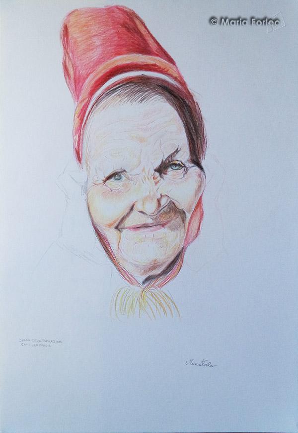 Ritratto di donna Sami