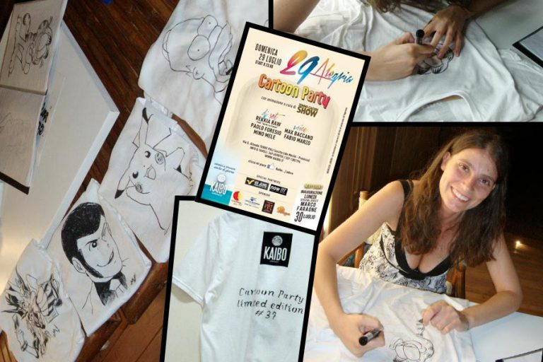 Read more about the article Cartoon Party, limited edition #..
