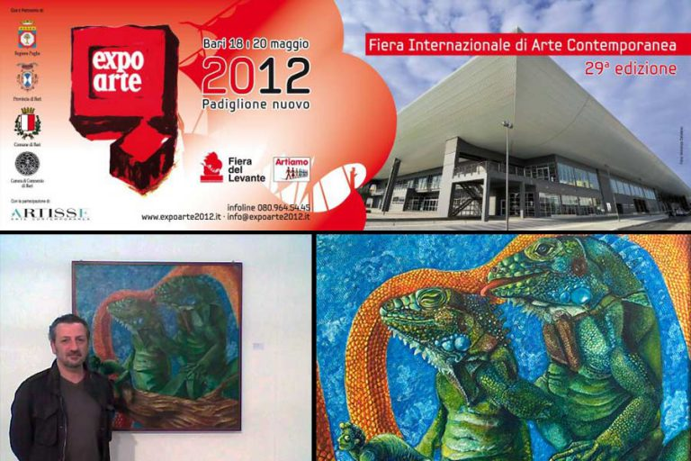 Read more about the article Expo Arte Bari 2012
