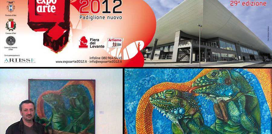 Expo Arte Bari 2012
