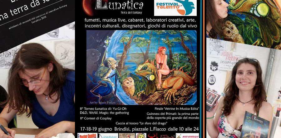 Lunatica, Fiera del Fantasy