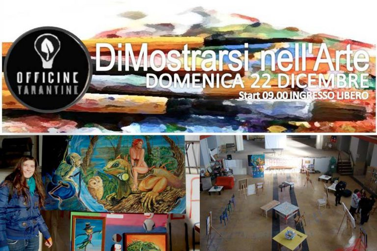 Read more about the article DiMostrarsi nell'Arte