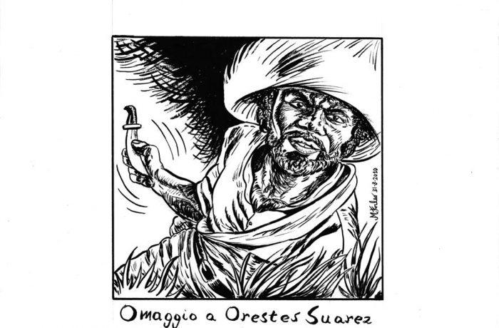 Omaggio a Orestes Suarez