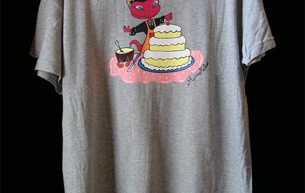 Lili's sweet, T-shirt Dragoline