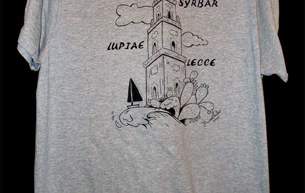 Syrbar, t-shirt