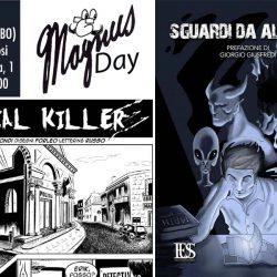 """""""Serial killer al Magnus Day"""" 9-10-2016"""