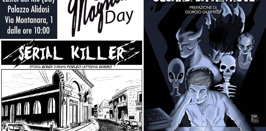 """Serial killer al Magnus Day"" 9-10-2016"